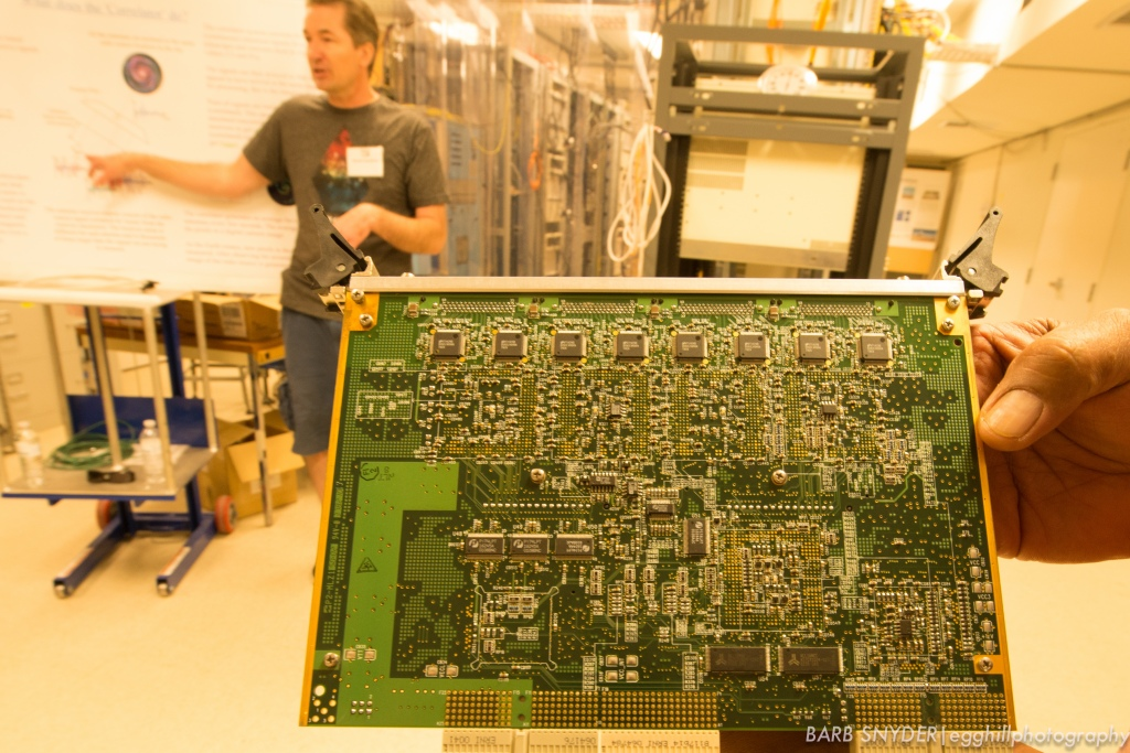Broken motherboard, one of hundreds used.