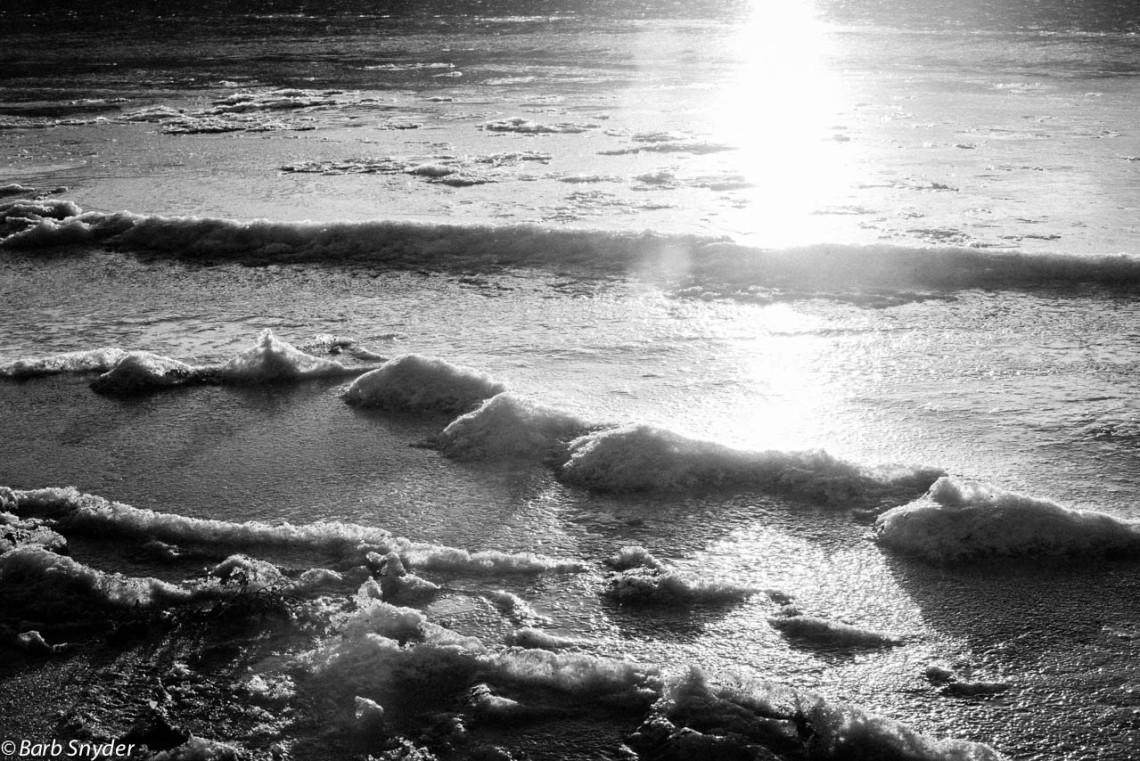 CrowleyLake ice