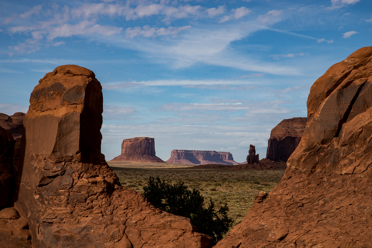 Monument Valley, Arizona – from egghill